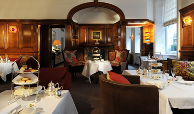 The English Tea Room at Brown's Hotel, Albemarle St, London W1S 4BP, England, U.K.