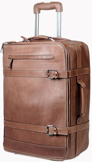Brunello Cucinelli Wheeled Luggage: US$5,195.