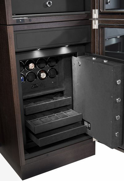 Buben & Zörweg Grand Collector Inbuilt Safe.
