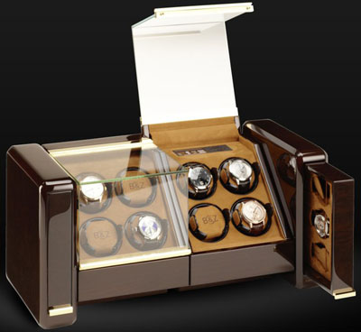 Buben & Zörweg Evolution watch winder.