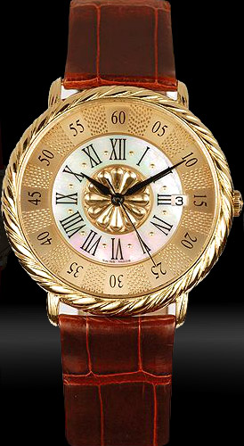 Buccellati Audachron watch.