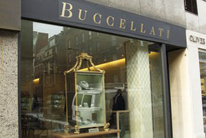 Buccellati Flagship Store: 810 Madison Avenue, New York City, NY 10065.