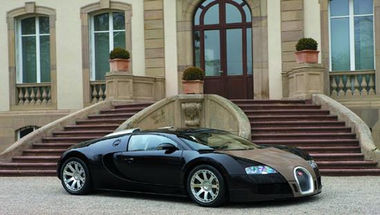 Bugatti Veyron 16.4.