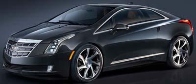 Cadillac ELR.