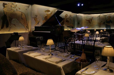Café Carlyle, 35 E 76th St, New York, NY 10075.