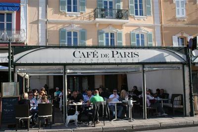 Cafe De Arts St Tropez