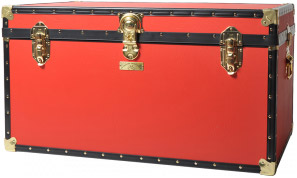 The Cambridge Satchel Company classic trunk.