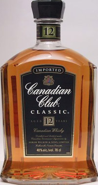 Canadian Club.