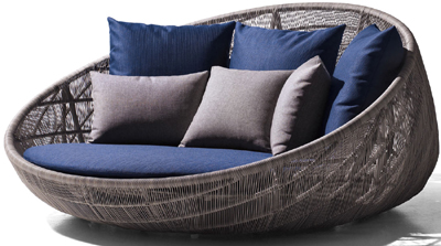 bb italia canasta 13 outdoor sofa