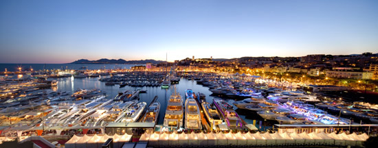 Cannes Yachting Festival.