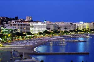 Cannes, France.