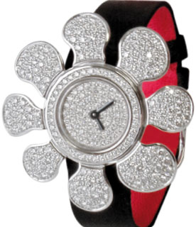 Damoiselle Capucine watch.