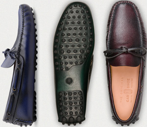 Men's Car Shoes.