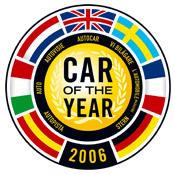 Car of the year award.