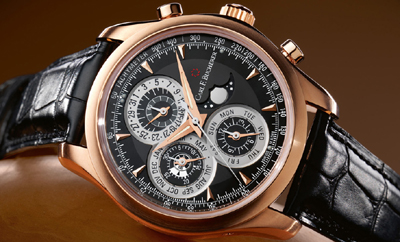 Carl F. Bucherer Manero watch.