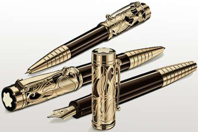 Montblanc Carlo Collodi Writers Edition.