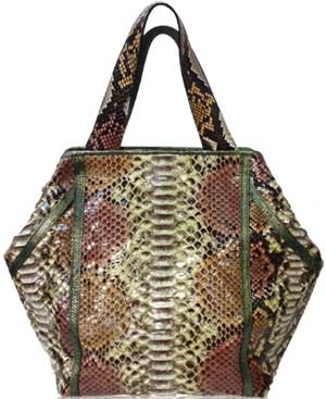 Carlos Falchi women's handbag.