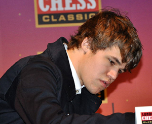 Magnus Carlsen - 'The Mozart of Chess'.