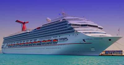 Carnival Freedom.