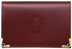 Must de Cartier business/credit card holder.