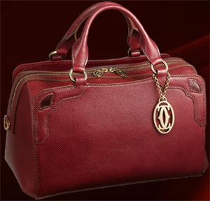 Marcello de Cartier Bowling Bag.