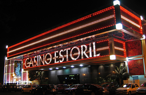Casino Estoril.