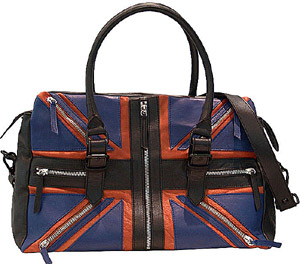 Jean-Charles de Castelbajac New Flag Bag: US$1,100.