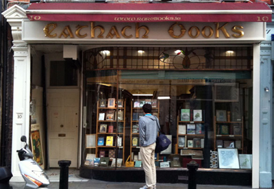 Cathach Books, 10 Duke St, Dublin 2, Ireland.