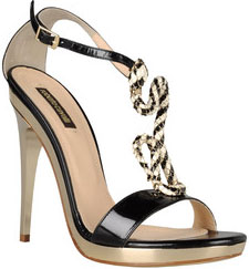 Roberto Cavalli Women's High-Heeled Sandal: £835.
