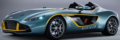 Aston Martin CC100 (2013).