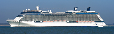 Celebrity Eclipse.