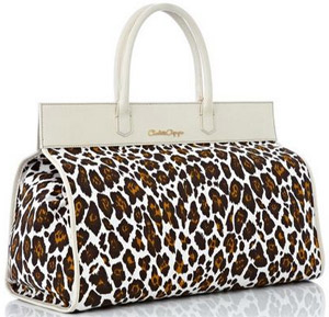 Charlotte Olympia Serafina XL Travel Bag: US$1,395.