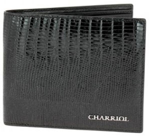 Charriol Menbo men's wallet: US$198.