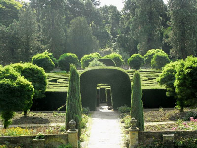 The Maze, Chatsworth Garden, Bakewell, Derbyshire DE45 1PP, U.K.