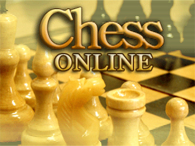 Online chess.