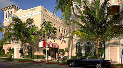 The Chesterfield, 363 Cocoanut Row, Palm Beach, FL 33480.
