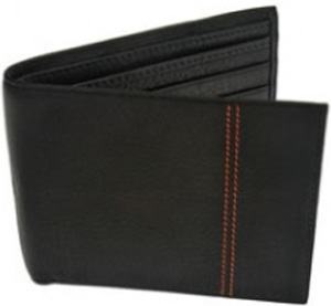 Choice Black Double Cinnamon Stitch Jeans Wallet: £51.65.