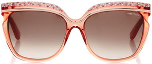 Jimmy Choo Sophia Women's Sunglasses: €336.