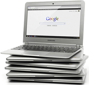 Chromebook: US$249.