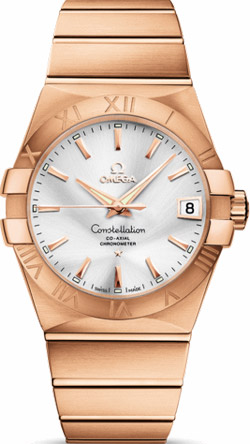 Omega Constellation Chronometer 38 mm.