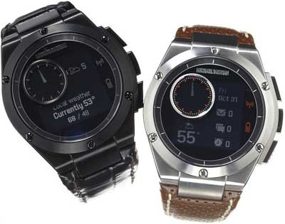 MB Chronowing smartwatch.