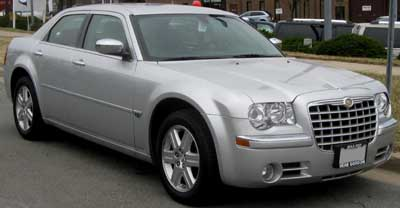Chrysler 300C 2013.