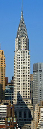 Chrysler Building, 405 Lexington Avenue, New York City, NY 10174, U.S.A.