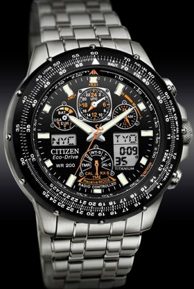 Citizen Eco Drive.