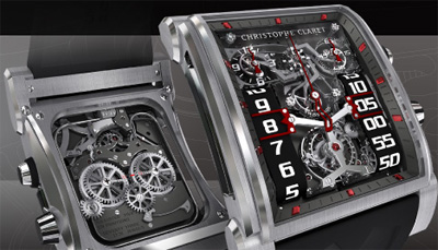 Christophe Claret Dualtow Limited Edition.