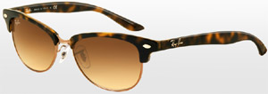 Ray-Ban Cathy Clubmaster: US$160.