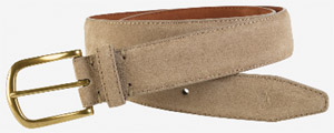 Cole Haan Harrsion men's belt: US$49.95.