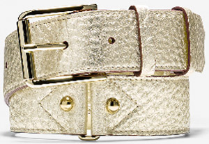 Cole Haan Village Jens Women's belt: US$98.