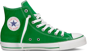 Converse Chuck Taylor All Star Fresh Colors men's sneaker: US$55.