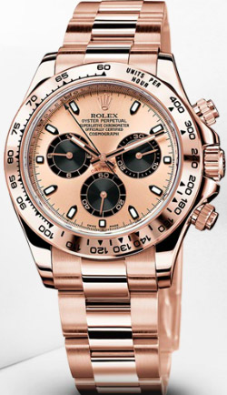 Rolex Oyster Perpetual Cosmograph Daytona.